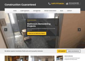 constructionguaranteed.com