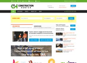 constructionhunter.com.au