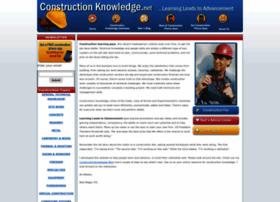 constructionknowledge.net
