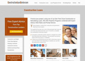 constructionloancenter.com