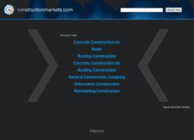 constructionmarkets.com