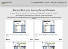 constructionofficeonline.com
