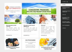 constructions-alternatives.com