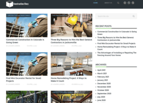 constructionstory.com