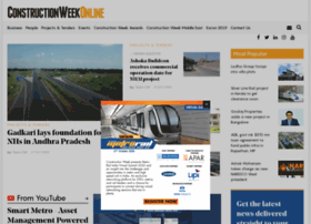 constructionweekonline.in