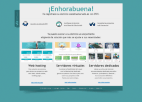 constructorweb.es