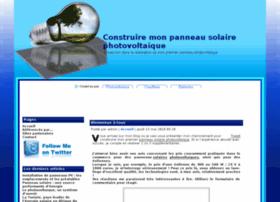 construire-panneau-solaire-photovoltaique.com