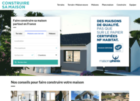 construiresamaison.com