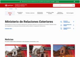 consuladoperu.com
