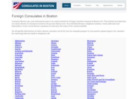 consulate-boston.com