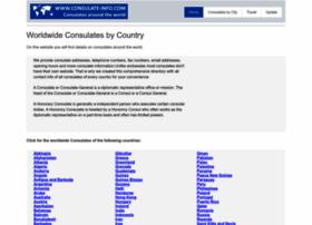 consulate-info.com