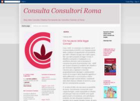 consultaconsultoriroma.blogspot.com