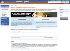 consultation.business.gov.au