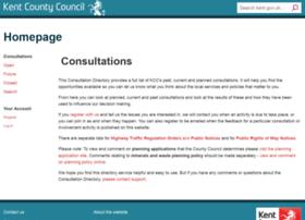 consultations.kent.gov.uk