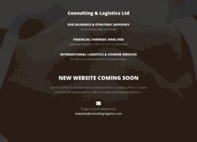consulting-logistics.com