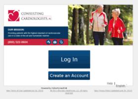 consultingcardiologists.followmyhealth.com