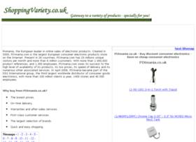 consumer-electronics-online.shoppingvariety.co.uk