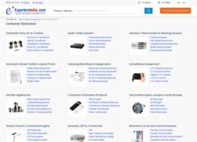 consumer-electronics.exportersindia.com
