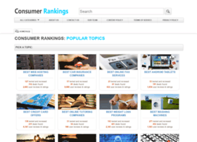 consumer-rankings.org