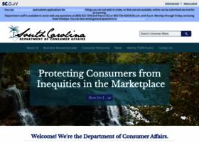 consumer.sc.gov