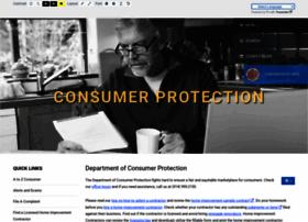 consumer.westchestergov.com