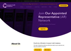 Consumercreditcompliance.co.uk