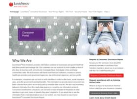 consumerdisclosure.com