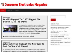 consumerelectronicsmagazine.com