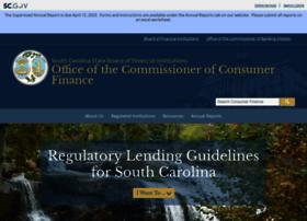 consumerfinance.sc.gov