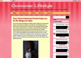 consumerlifestyle.blogspot.com