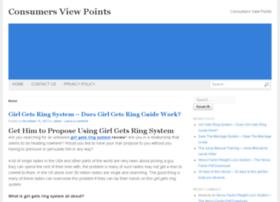 consumersviewpoints.com