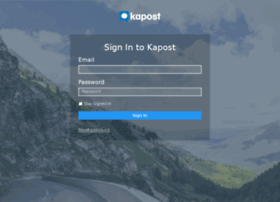 consumertrack.kapost.com