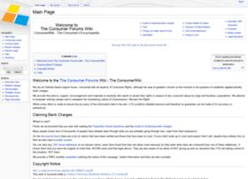 consumerwiki.co.uk