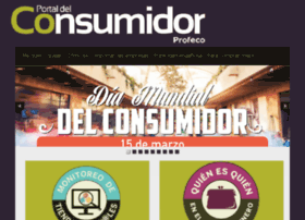 consumidor.gob.mx