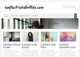 contact-celebrities.com