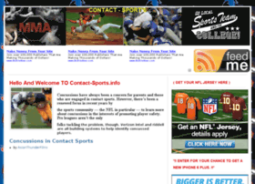 contact-sports.info