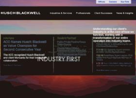 contact.huschblackwell.com