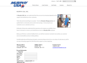contact.murphyusa.com