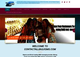 Contactallbulksms.com