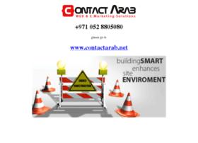 contactarab.com