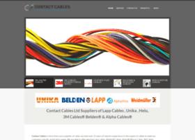 contactcables.com