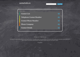 contactindia.in