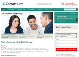contactlaw.co.za