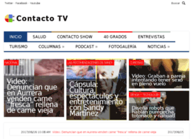 contactotv.com.mx