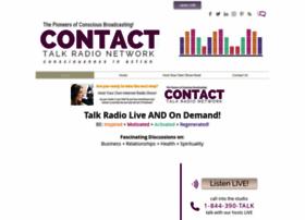 contacttalkradio.com