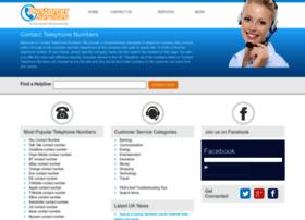 contacttelephonenumbers.com