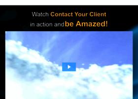 contactyourclient.com
