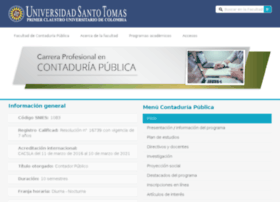 contaduria.usta.edu.co