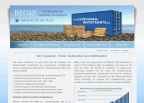 container-investments.com