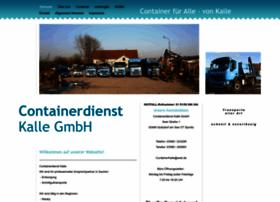 container-kalle.de